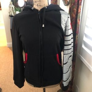 Marvel Winter Soldier Sweatshirt - Adult Small